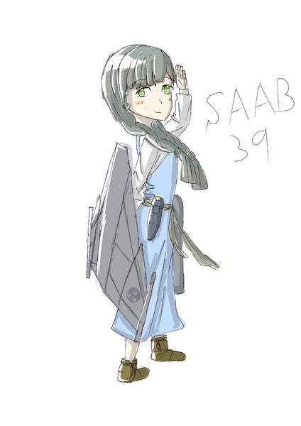 SAAB39戦闘機