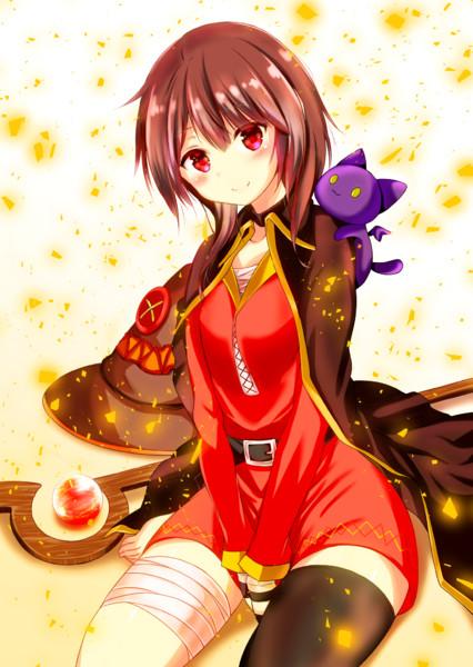 この素晴らしい世界に祝福を! 烈火姫めぐみん!