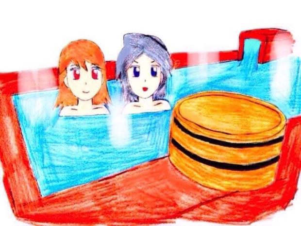 温泉デート