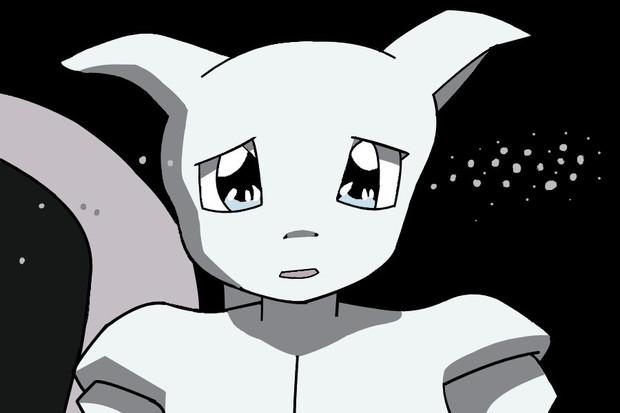 ミュウツーの涙
