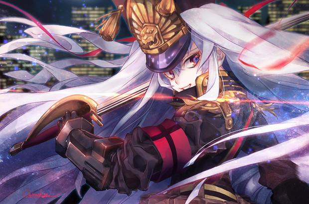 軍服ノ姫君