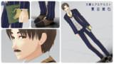 【MMD文アル】ひわこ式夏目漱石