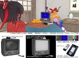 MMD配布:テレビデオ