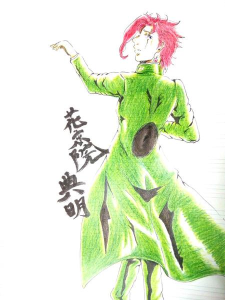 花京院典明(ジョジョの奇妙な冒険)