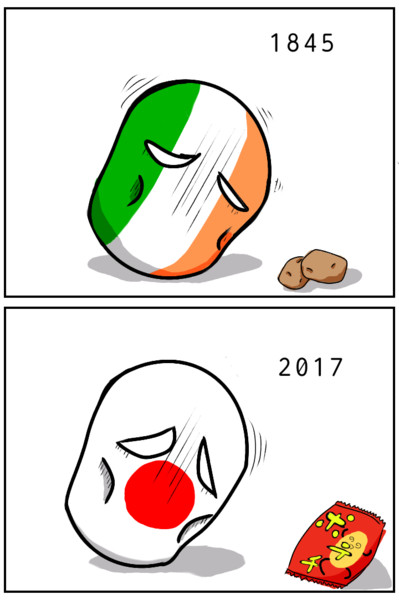 ジャガイモ飢饉