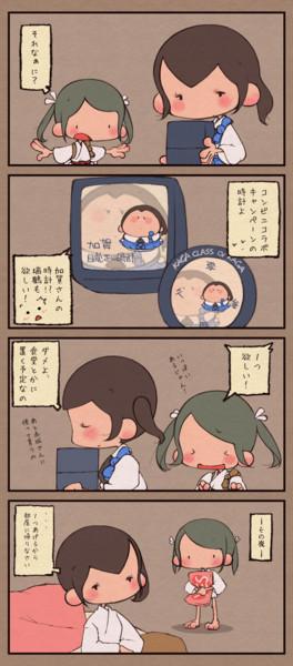 加賀さんの目覚まし時計