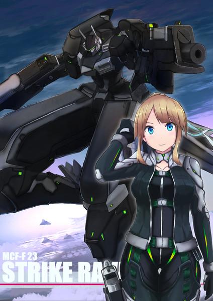 MCF-F23 STRIKE RAVEN