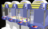 【MMD-OMF7】ネオミニっぽいクレーンゲーム機