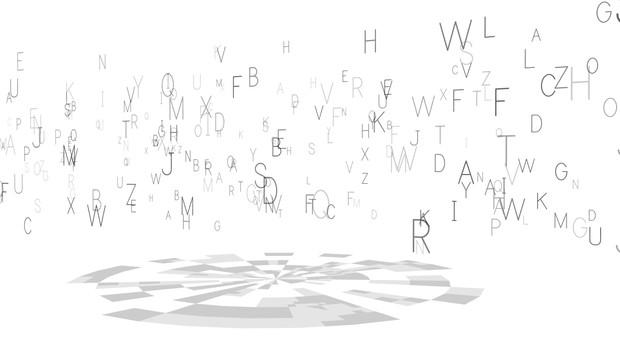 【OMF7】文字ステージ