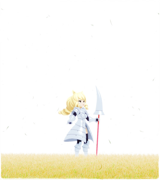 Gentle Wind【MMDけもフレ】
