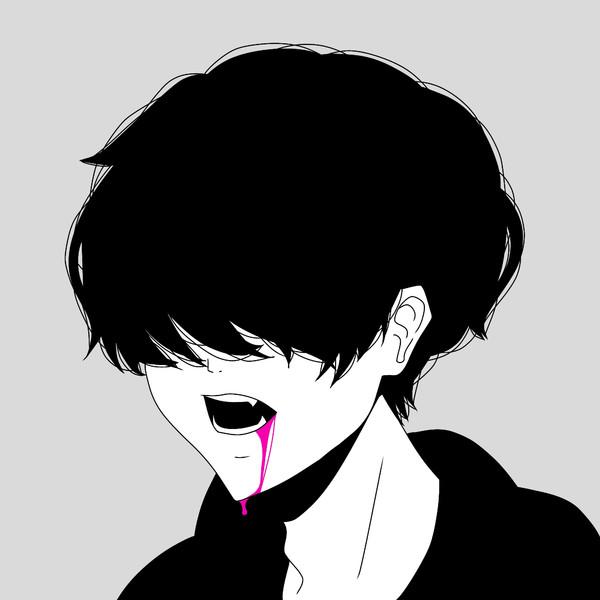 病み ニコニコ静画 イラスト