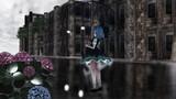 雨の日のチルノ「とある梅雨の日ver2」