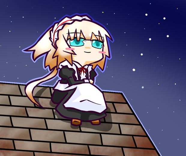 屋根ちゃん!