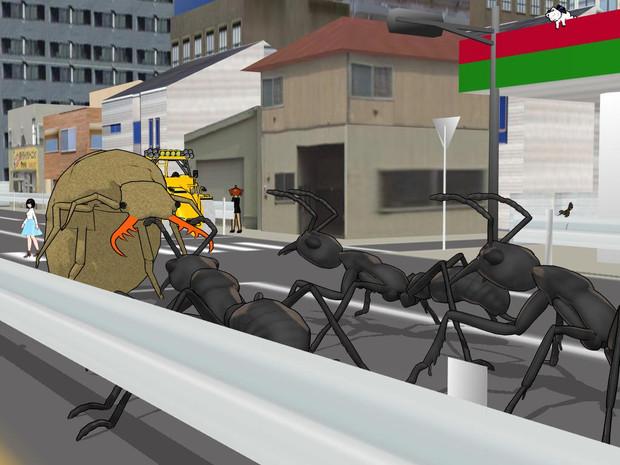 激突!ゲキド街