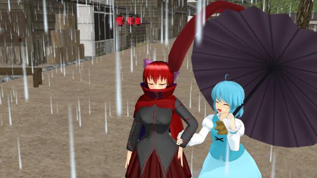 「とある梅雨の日ver2」入らないかい?