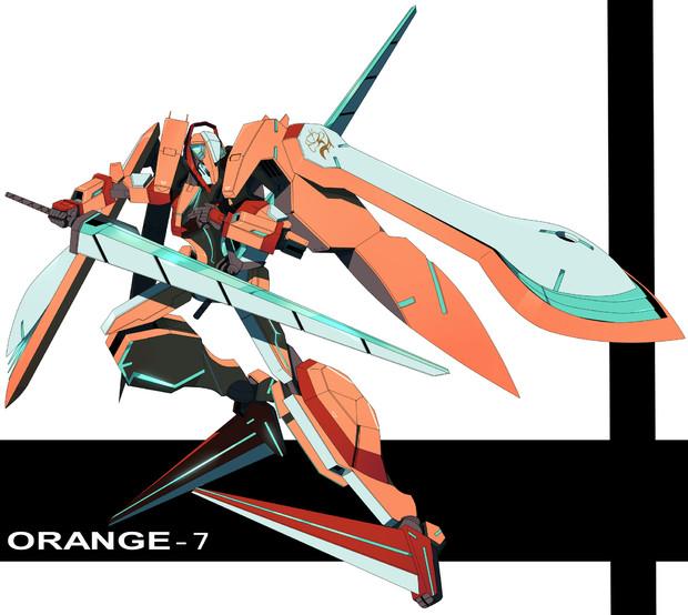 オレンジ7‐マジェスティックプリンス劇場版‐