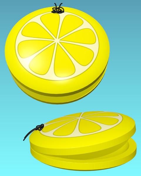 レモンのカスタネット