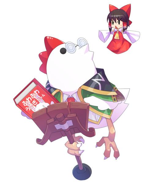 クッキー☆の中盤あたりに出てくるニワトリ.prdim