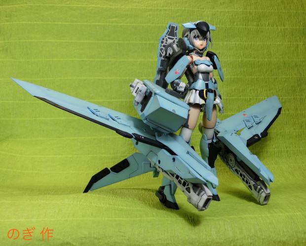 火力支援機 ランサーちゃん