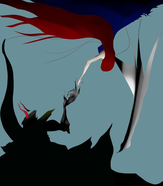 古龍と堕天使
