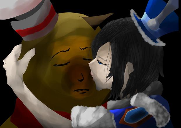 ユダ=ライの接吻
