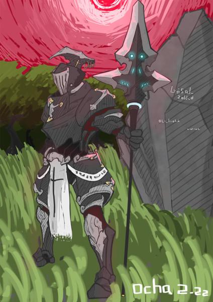 鎧騎士 お茶 さんのイラスト ニコニコ静画 イラスト