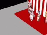 【MMD習作】踊り子っぽい人たちで大空ドリーマー【GIF動画】