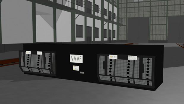 鉄道用汎用VVVFインバータ装置
