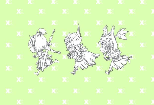 三聖人でsmooooch・∀・