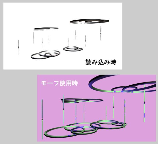 リングステージ【MMDステージ配布】