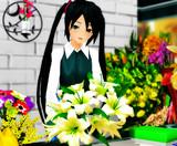 街角の花屋で【z7def式ミクさんの場合】
