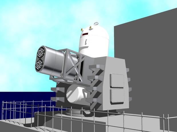 ロシアのCIWSは連装砲タイプのものもあるんだってね
