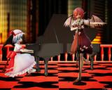 ローレライの歌声・・『ray-mmd』