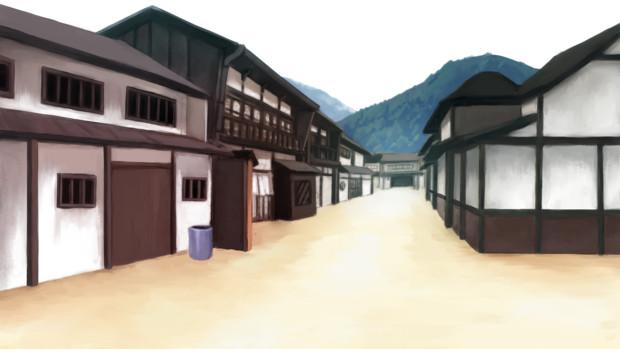 16:9と化した幻想郷☆江戸村 ver2.0
