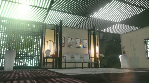 【MMDステージ配布】千葉息ver1.0