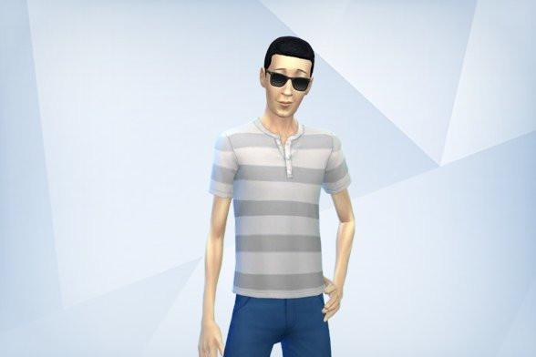 Sims化とした大物YouTuber 1