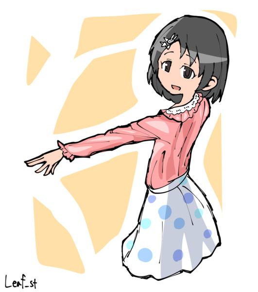 千枝ちゃん