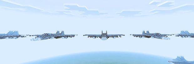 【Minecraft】Su-34S 攻撃部隊