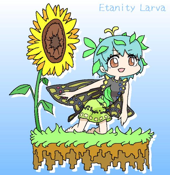 真夏の妖精