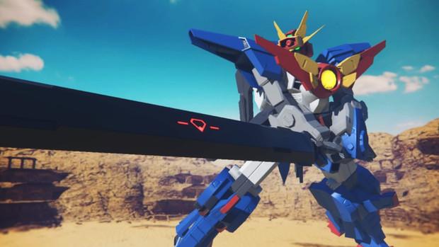 武装ファイバード(ガンダムブレイカー3再現機)