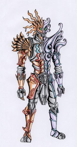 オリジナル怪人/ウインドサンイマジン