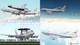 【MMD】Boeing747 Series V3【配布】