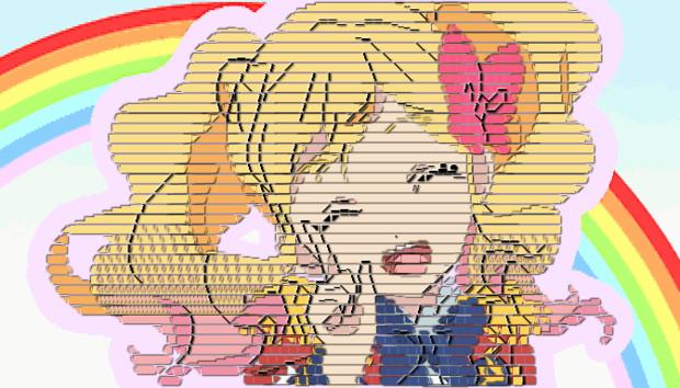 虹野ゆめ(S4ver)コメントアート☆【アイカツスターズ!】