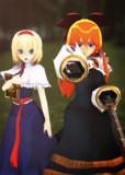 アリスとゴリアテとGrimoire of Aliceと
