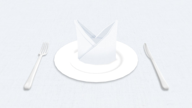 テーブルナフキンセット_ver1.1