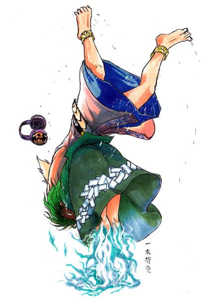 柔道系亡霊少女04
