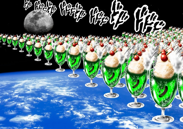 全軍地球に降下せよ!!(CV堀川りょう)BGM 銀英伝的なクラッシック)