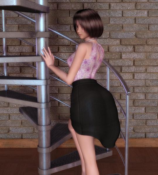 大人への階段