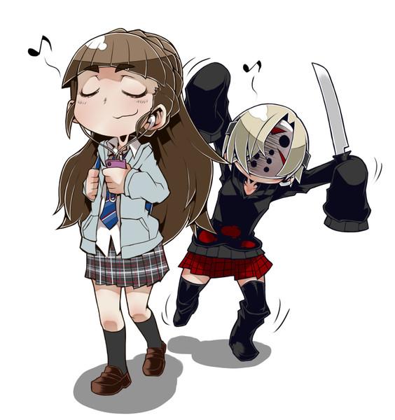 神谷さん家の奈緒ちゃんを驚かせ隊 隊員の小梅ちゃん。