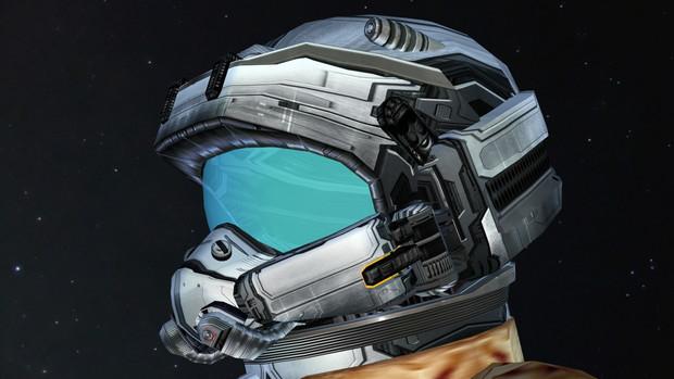 スターラスターガール 一般パイロット宇宙服モデル進捗